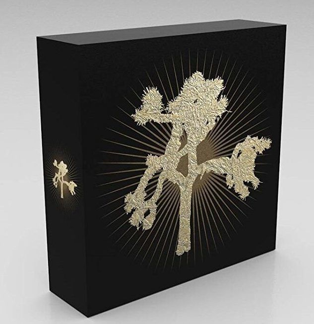U2 'The Joshua Tree' 30th Anniversary Deluxe Vinyl LP Box Set