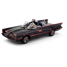 Batman - NJCroce - Scale 1/24 - Batmobile with bendable figures - tv-series 1966
