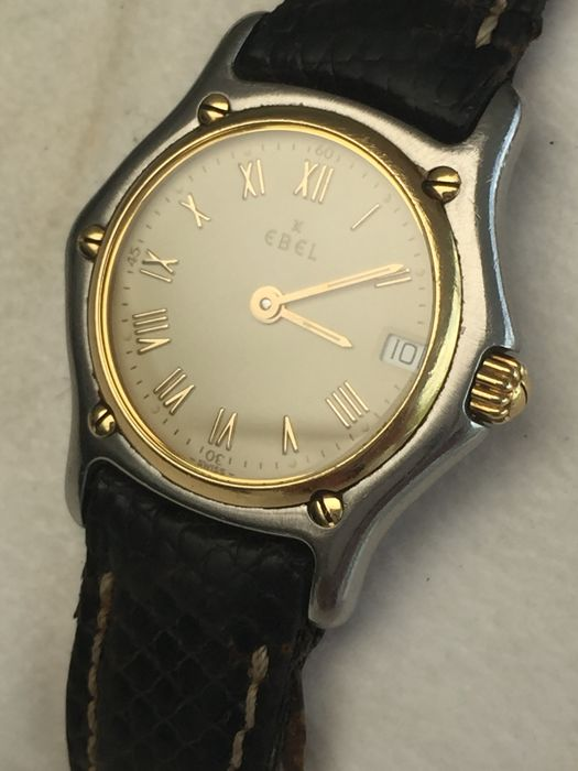 EBEL women's wristwatch, vintage model, year 1994