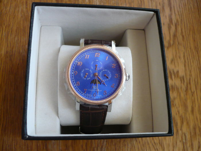 Constantin Durmont San Juan - men's wristwatch - new