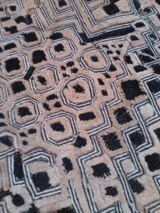 Velvet Shoowa - Textile - Democratic Republic of the Congo