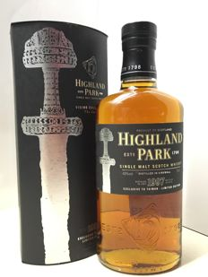 Highland Park 1997 - The Sword - Viking Collection - 700ml
