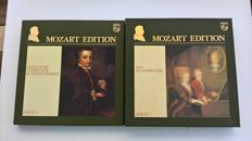 Exclusive opera to 15box for 132lp  mozart edition to philips label 6747 375/389  original booklets  vg++/nm condition
