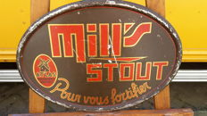 Sheet metal Mill's Stout