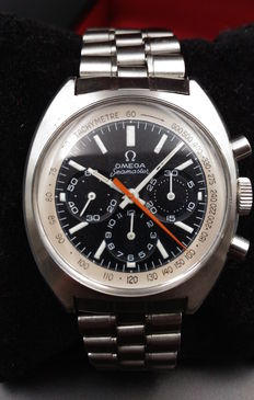Omega Seamaster chronograph from the '60s