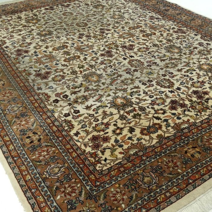 Keshan – 349 x 254 cm – XL – oriental rug in beautiful condition