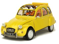 Norev - Scale 1/18 - Citroën 2CV 6 Club 1979 - Yellow