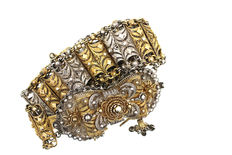 925 ladies' filigree belt, entirely handmade, unique piece, RARE, 307.80 g