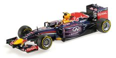 Minichamps - Scale 1/18 - Infinity Red Bull Racing RB10 D. Ricciardo 2014