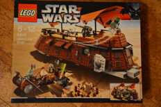 Star Wars - 6210 - Jabba's Sail Barge