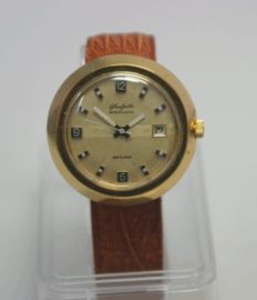 GUB Glashütte Spezimatic – men's watch – 1964-1980