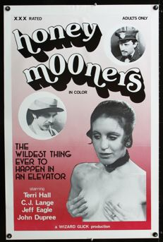 Poster; Honey Mooners - 1978