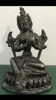 Green Tara - China/Tibet - Late 20th century