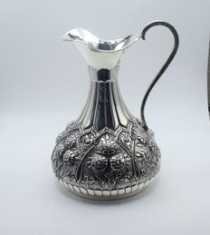 Designer  sterling silver ewer   International hallmarked 925
