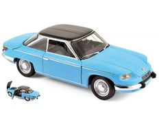 Norev - Scale 1/18 - Panhard 24 ct, 1964 - Blauw