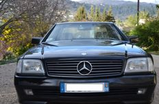Mercedes-Benz - 320 Roadster SL - 1993 - third hand in very good condition