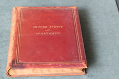 Horace G. Hutchinson   -   British sports and sportsmen Past and present   -  2 volumes -  1908