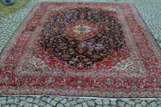 Prestigious & Beautiful Persia Iran Kechan 250 x 355 cm Hand made around 1995 TOP condition as new