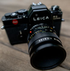 Leica R3 Electronic and Leica Macro-Elmarit-R f/2.8 / 60mm + ring 1: 1