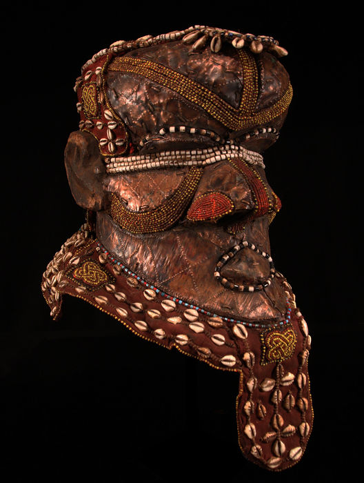 Old KUBA - BWOOM - Helmet Mask - Congo