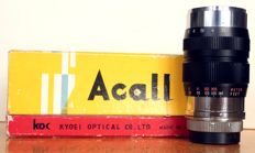 Super Acall 3.5/135 with Leica screw thread