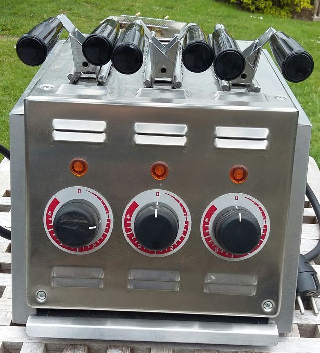 Used, Stilfer professional toaster mod 0002 for sale
