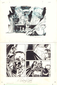 Leonardi, Rick - Original page (p.2) - Star Wars - Darth Vader and the Lost Command #2 - (2011)
