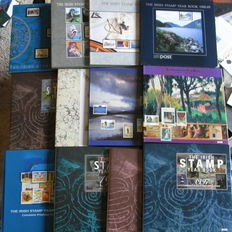 Ireland 1988/2000 – Complete collection of luxurious Prestige year books