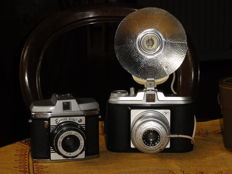 AGFA ISOLA and EMPIRE SCOUT
