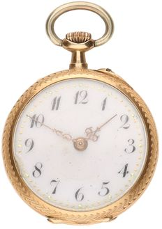 Unbranded pocket watch
