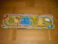 Technofix, Western Germany - Length: 72 cm - camping car track 304 from 1963