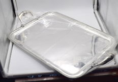 Designer  sterling silver tray   International hallmarked 925
