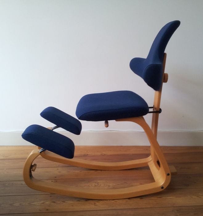 peter opsvik for stokke varier thatsit knee chair