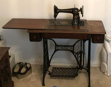 Singer 40 Pedal Sewing Machine 40 Catawiki Stunning Singer Pedal Sewing Machine