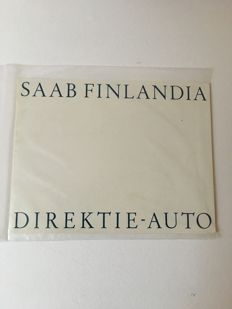 Car brochures Saab 99 L, GL, GLE, EMS, and 900 GL, GLE, Turbo and Finlandia from the years 1976 until  1988