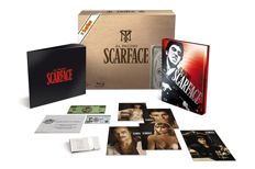 Scarface - Blu-ray - Collector's Edition box set - limited edition cigare box with extra's