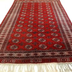 Afghan – 347 x 222 cm – Extra large – 100% wool – Persian carpet in beautiful condition