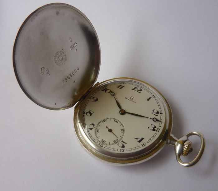 Omega pocket watch, Circa 1899 | It is a genuine and rare ...