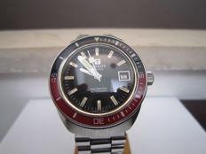 Tissot Navigator Automatic Diver with Pepsi bezel