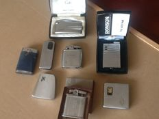 Ronson lighter collection