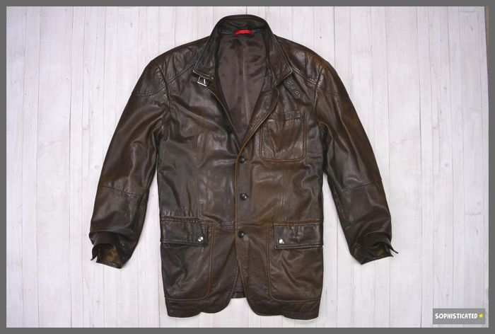 Signum - Leather Jacket