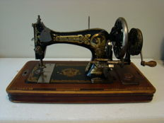 Frister/Rossman sewing machine, Germany, Berlin 1914/1920