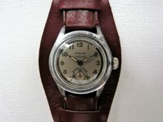 MORNIER French Military Watch World War Two Circa 1940 (Pre Fall of France)