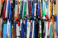 880 Dutch Advertising ballpoint pens