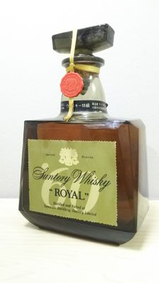 Suntory Royal Special Reserve - 60th Anniversary Whisky 720ml