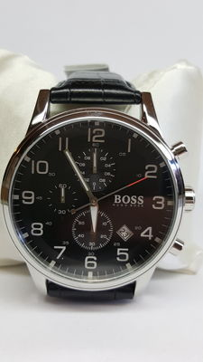 Hugo Boss Aeroliner 1512448 – men's watch – year: 2017.