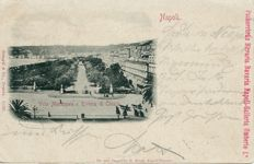 Napoli  Naples 133+ old postcards, small format , L3