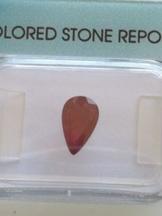 Ruby - 0.94 ct.