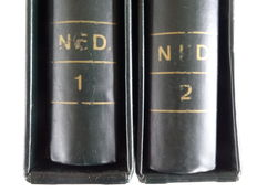 The Netherlands 1900/1969 – Collection in Two Safe Preprint Albums with Slipcases