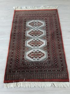 Beautiful Hand-knotted Oriental - Bouchara 80cm x 120cm No reserve Price! Don't miss it!